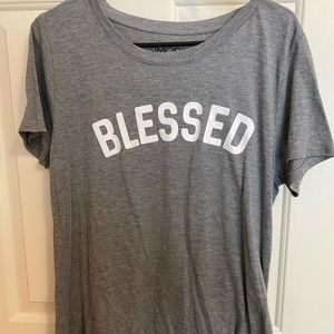 Blessed tee shirt (target)